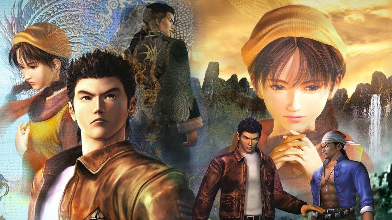 Foto de Shenmue I & II ganha vídeo focado em seus personagens