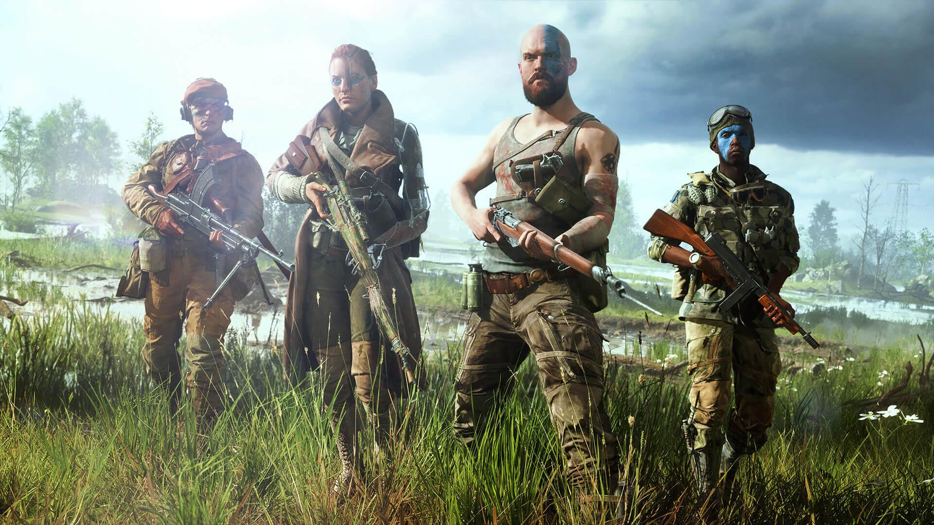 Foto de Battlefield V é apresentado e não terá passe de temporada nem micro transações