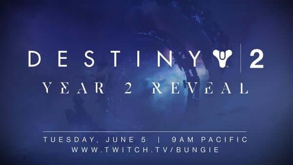 Foto de Grandes novidades de Destiny 2 serão reveladas!