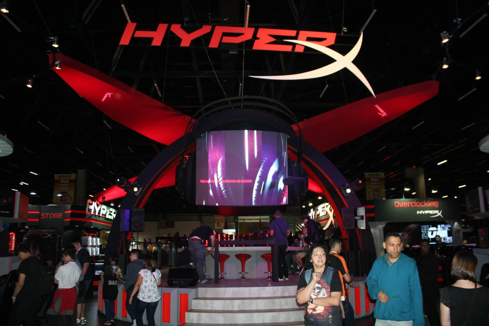 Resultado de imagem para HYPER X BGS