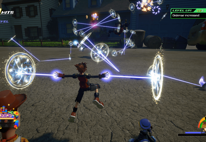 E3 2018: Kingdom Hearts 3 recebe novo trailer