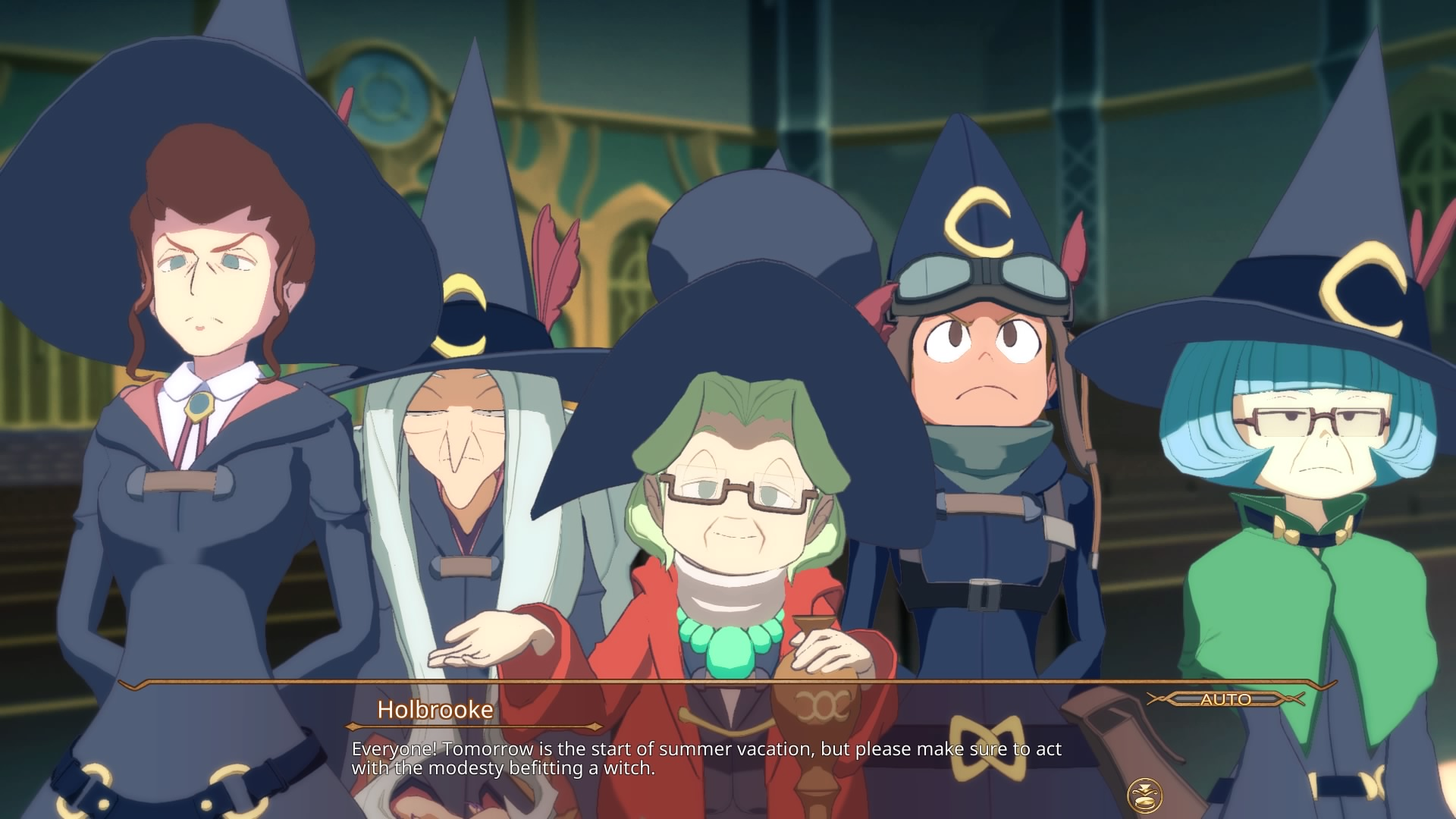 Little Witch Academia: Chamber of Time_20180519091936