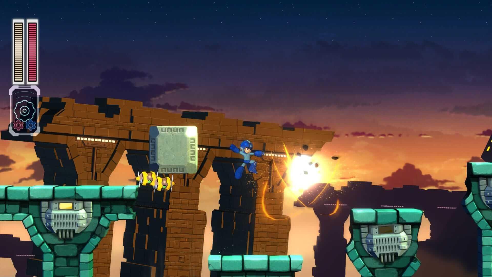 Foto de Mega Man 11 é listado para 3 de Outubro em Playstation Store de Singapura