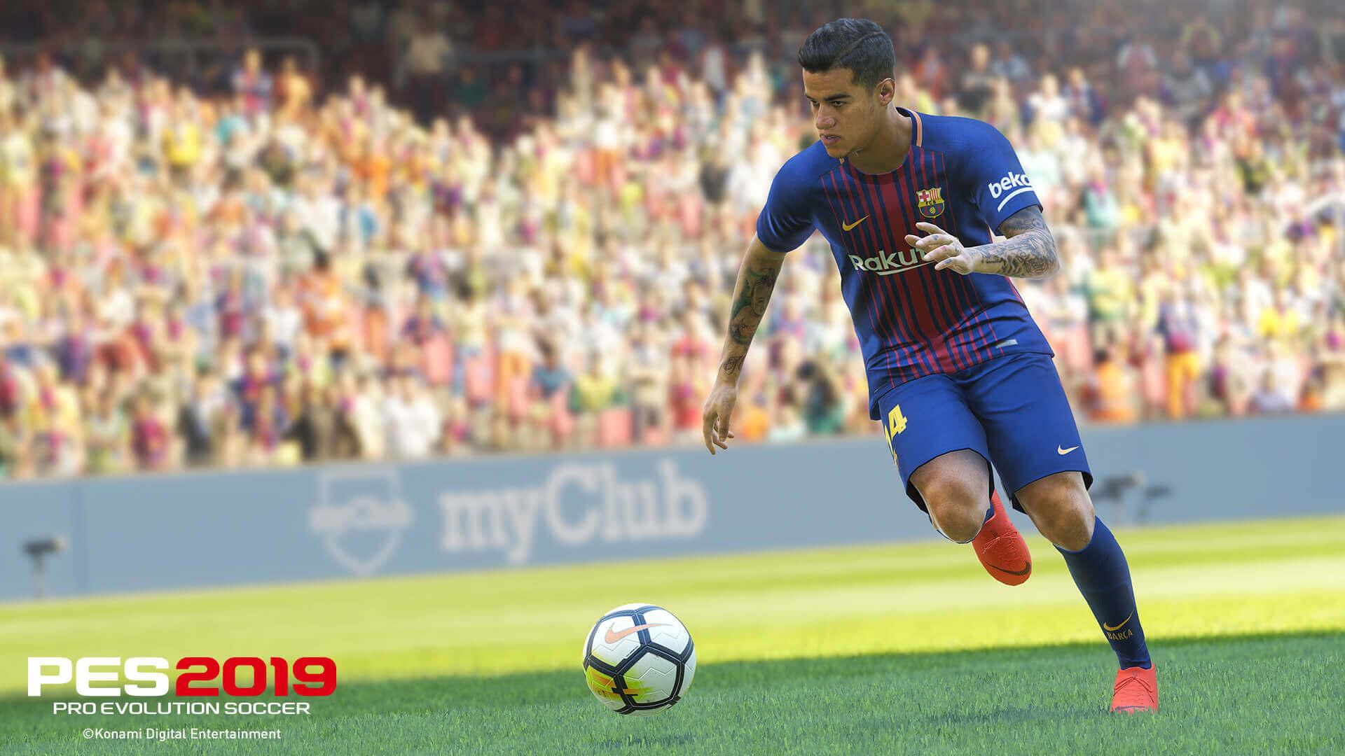 Foto de Pro Evolution Soccer 2019 foi oficialmente anunciado. Confira trailer e todas as novidades