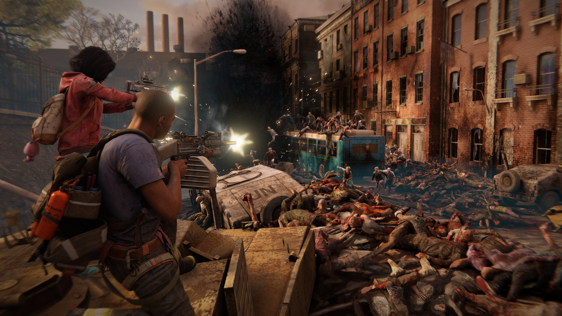 Foto de World War Z recebe novo trailer mostrando as classes do jogo