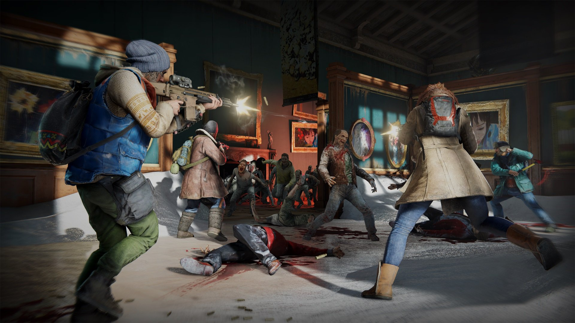 Foto de World War Z Game of the Year Edition ganha data de lançamento para PC, PS4 e Xbox One