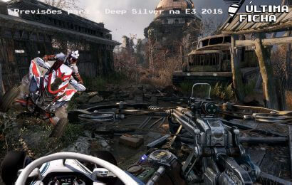 Episódio 17 Especial E3 2018 – O que a Deep Silver vai apresentar?