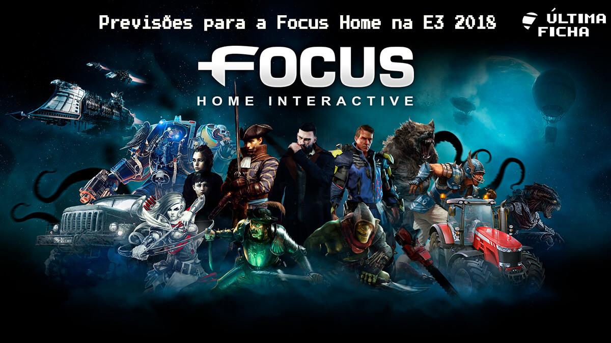 Foto de Episódio 14 Especial E3 2018 – O que a Focus Home vai apresentar?