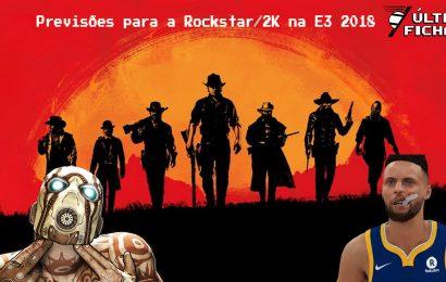 Episódio 13 Especial E3 2018 – O que a 2K/Rockstar vai apresentar?