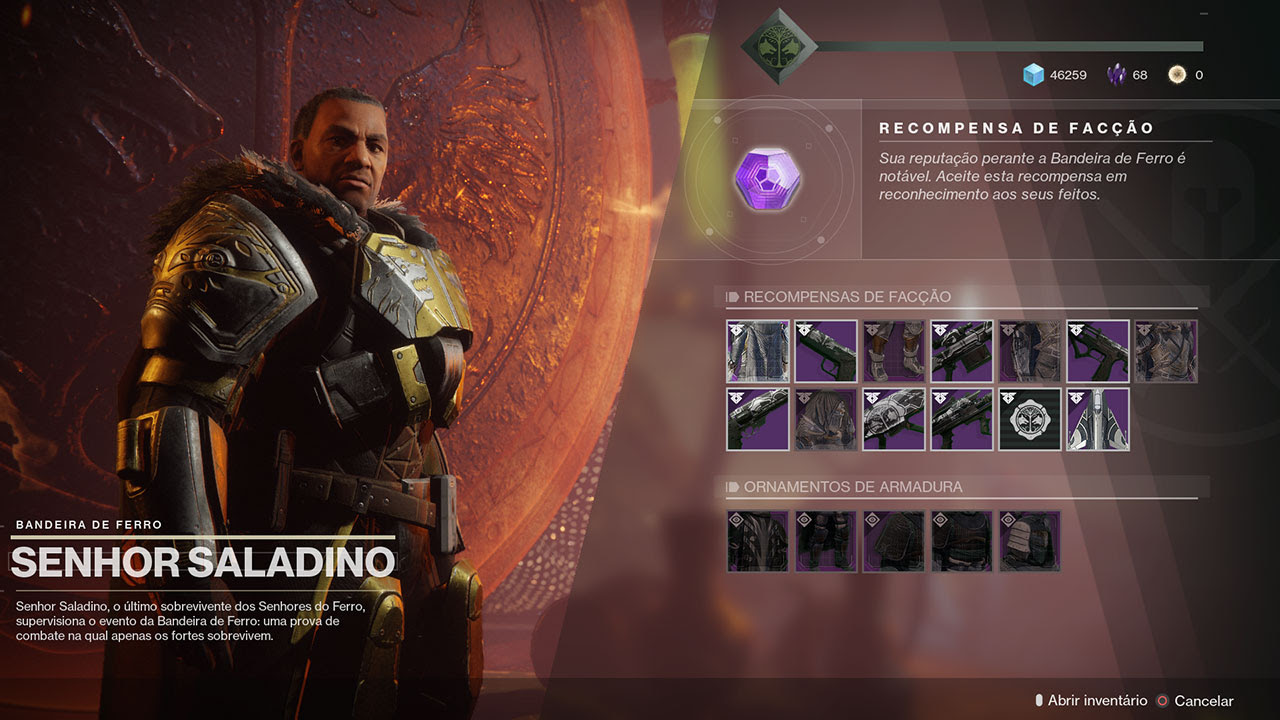 Foto de Destiny 2: Bandeira de Ferro e outras novidades chegarão nesta terça