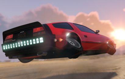 GTA Online agora possui corridas de veículos especiais