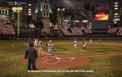 Super Mega Baseball 2 chegará ao Switch