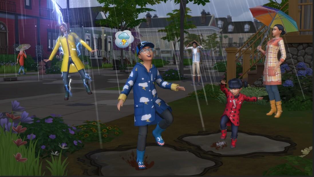 Foto de The Sims 4 receberá nova expansão 4 Estações em Junho. Confira o trailer e novidades