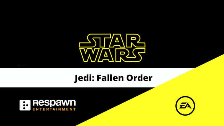 Foto de E3 2018: Jedi Fallen Order anunciado e data de lançamento revelada