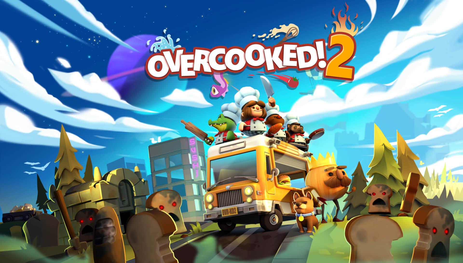 Foto de Overcooked 2 está chegando! Confira 5 novidades do game