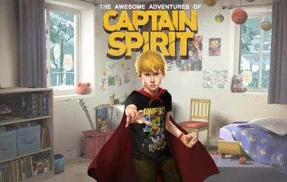 The Awesome Adventures Captain Spirit já está disponível gratuitamente