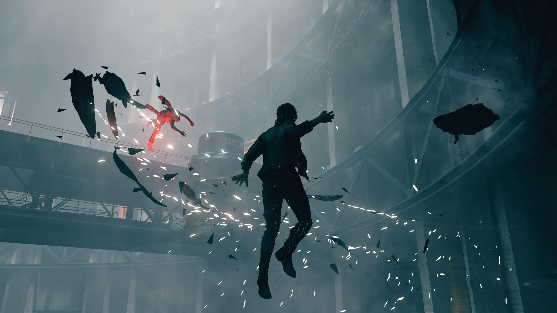 Foto de Control, Journey to the Savage Planet e The Outer Worlds serão exclusivos da Epic Games Store