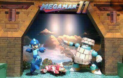 E3 2018 Preview – Mega Man 11 traz nosso robô azul em sua melhor forma