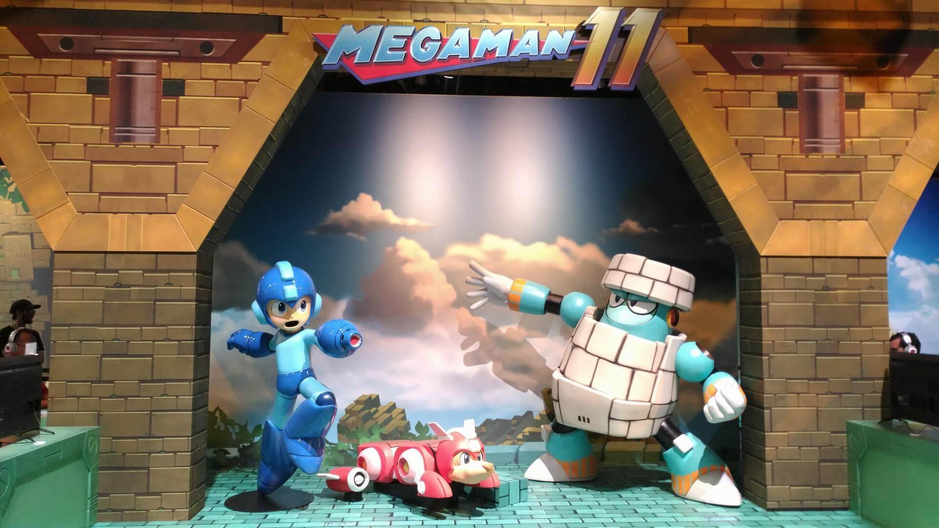 Foto de E3 2018 Preview – Mega Man 11 traz nosso robô azul em sua melhor forma