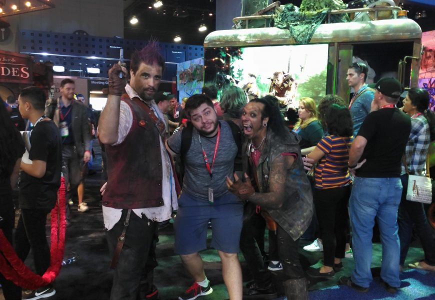E3 2018 Preview – Rage 2 é tiro, porrada e cores