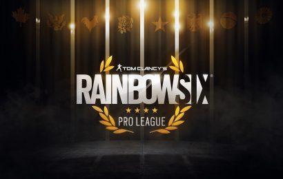 Faze levanta a galera mas G2 leva a 8ª temporada da Pro League de Rainbow 6