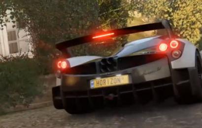 E3 2018: Microsoft anuncia Forza Horizon 4