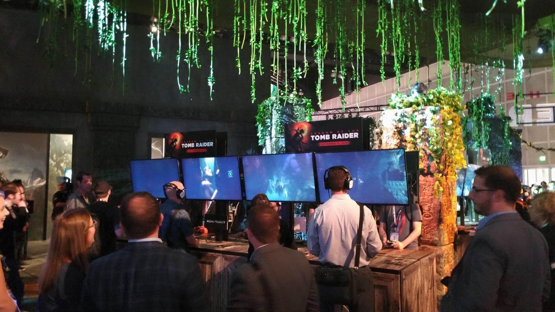 Tomb raider E3 (2)