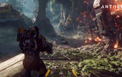 Anthem ganha 8 minutos de gameplay