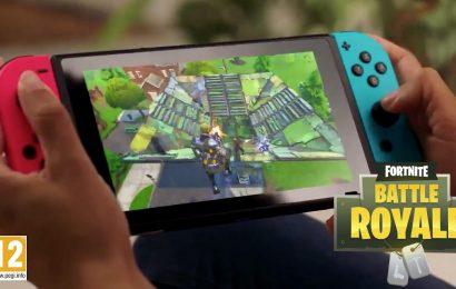 E3 2018: Fortnite é anunciado para Nintendo Switch e já está disponível