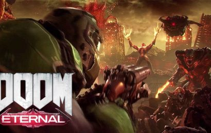 E3 2018: Anuncio de DOOM Eternal pega todos de surpresa
