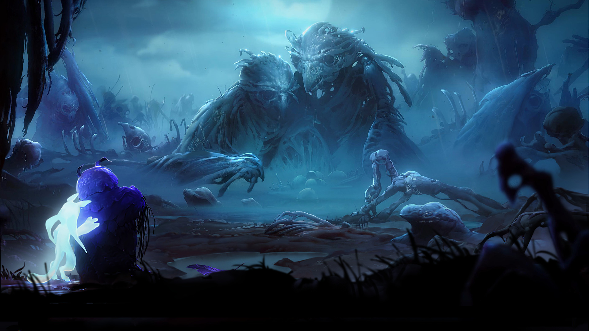 Foto de Ori and the Will of the Wisps foi a gold!