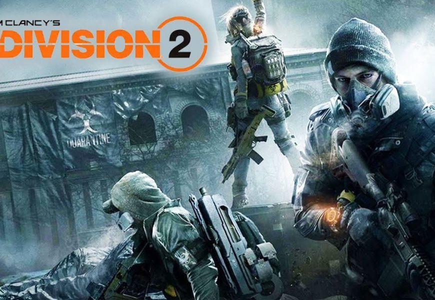 Novo trailer de The Division 2 foca no Endgame