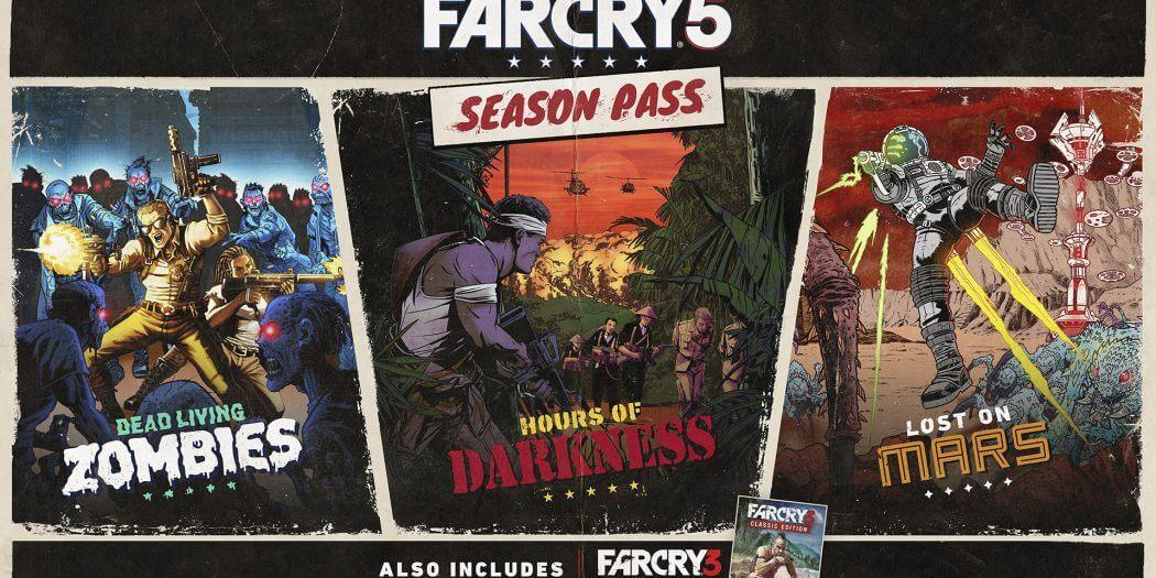 Foto de Far Cry 5 – Nova expansão chega ainda este mês!