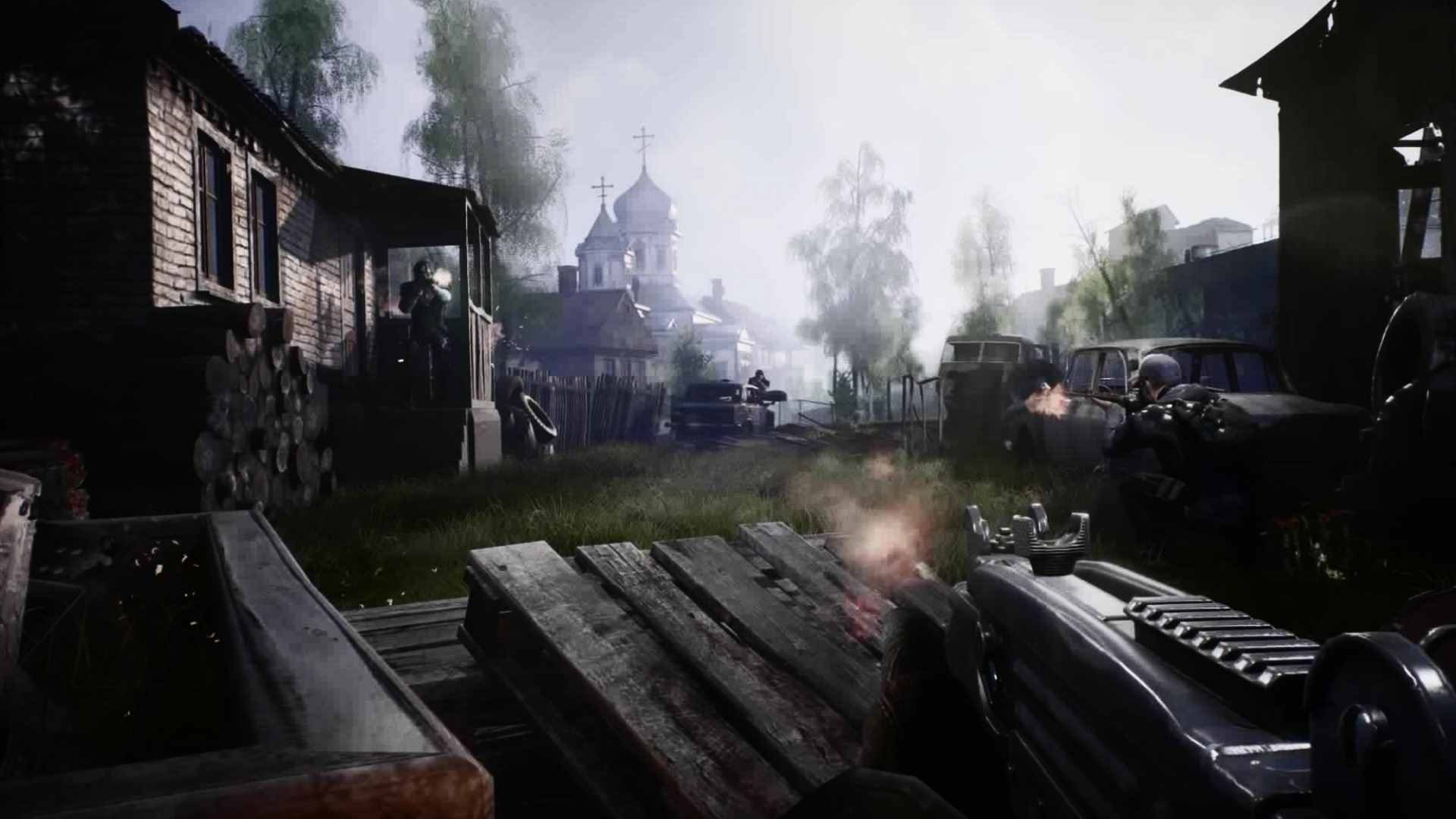 Foto de Fear the Wolves, Battle Royale pós apocalíptico, entrará em Early Access ainda em Julho