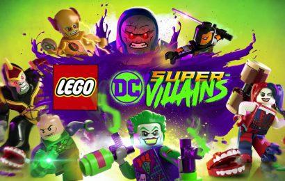 LEGO DC Super-Villains estará jogável na Game XP