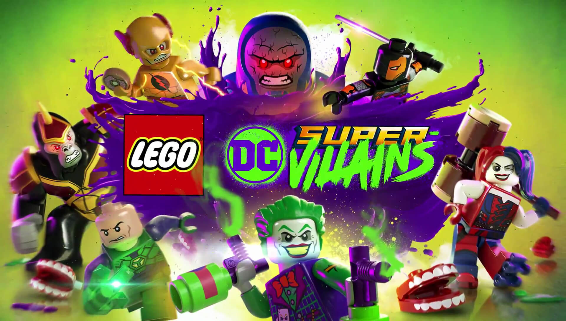 Foto de LEGO DC Super-Villains estará jogável na Game XP