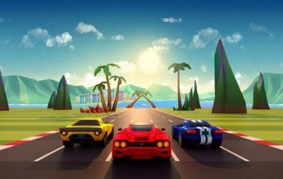 PS4 recebe o tão aguardado modo Playground e outras novidades em Horizon Chase Turbo
