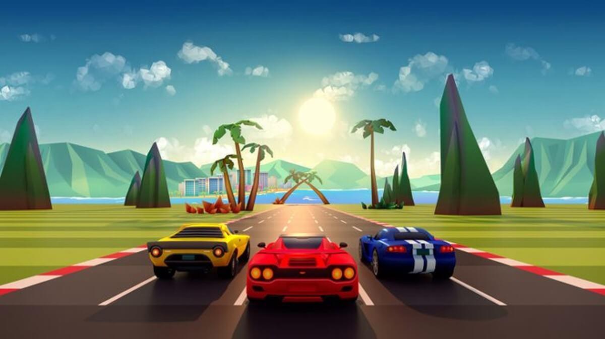 Foto de Horizon Chase Turbo lança hoje no Nintendo Switch e Xbox One cheio de novidades