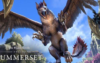 Análise: The Elder Scrolls Online: Summerset agrada em cheio