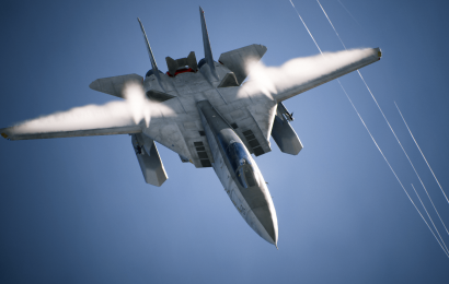 Confiram novo trailer de Ace Combat 7: Skies Unknown 'F-15C'
