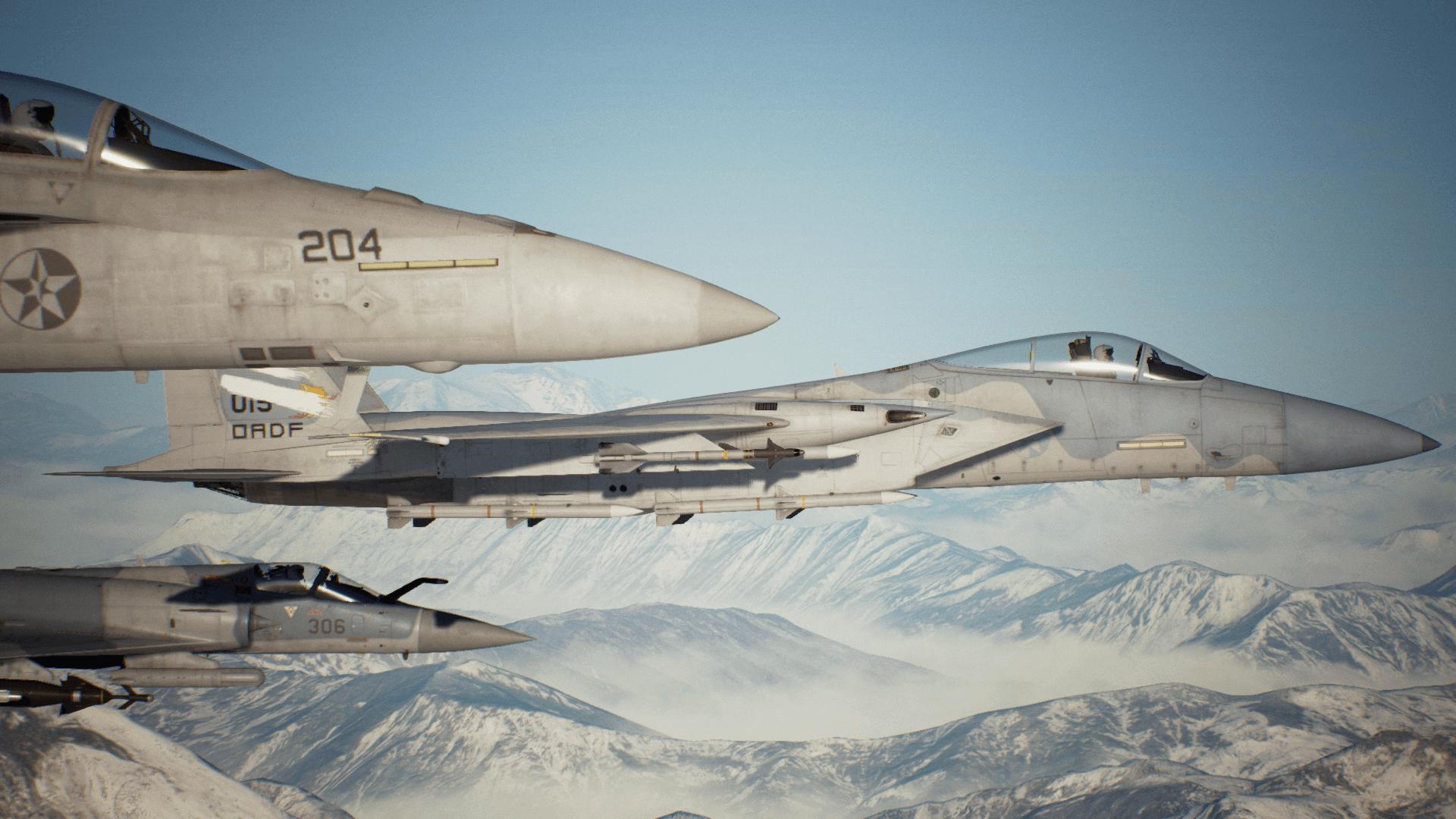 Foto de Ace Combat 7 ganha data de lançamento para Janeiro de 2019