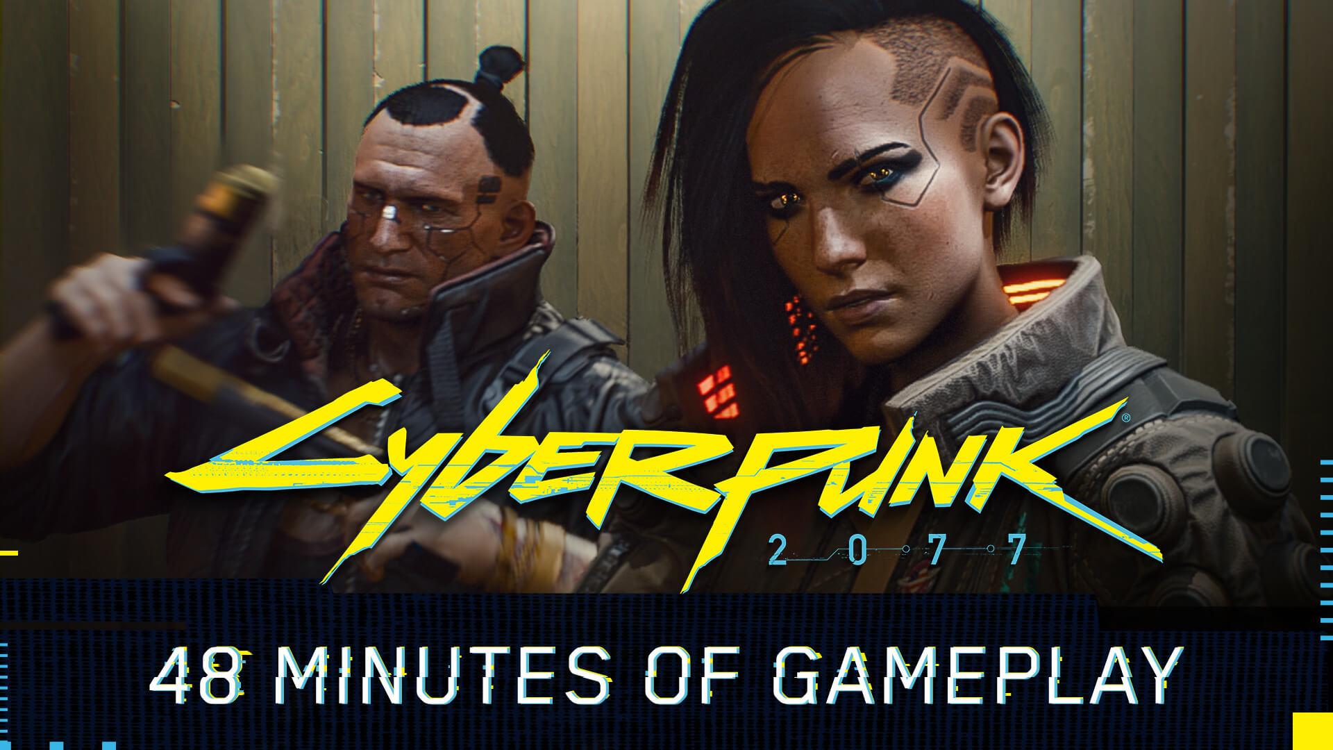 Foto de Confira o primeiro gameplay de Cyberpunk2077