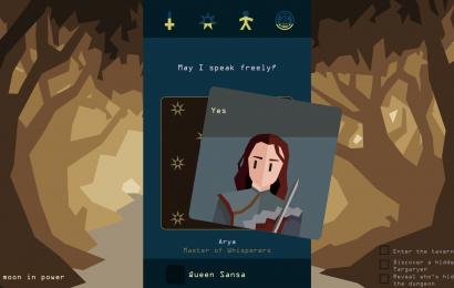 Reigns: Game of Thrones foi lançado para celulares