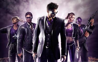 Saints Row: The Third será lançado para Switch