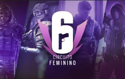 Circuito Feminino de Rainbow Six Siege retorna, com apoio da Lenovo, à Game XP