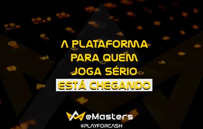 eMasters anuncia lançamento oficial com torneio inaugural beneficente de League of Legends