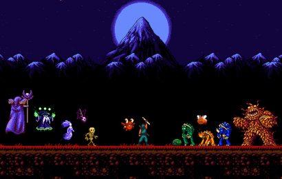 Os desenvolvedores de Ninja Gaiden jogam The Messenger