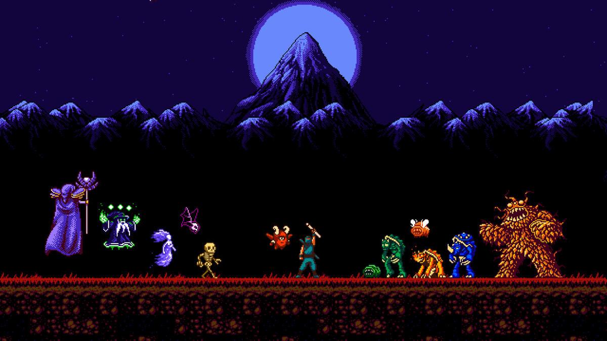 Foto de Os desenvolvedores de Ninja Gaiden jogam The Messenger