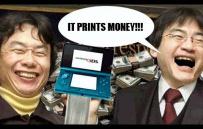 Nintendo revela ter vendido 700 milhões de consoles em sua história!