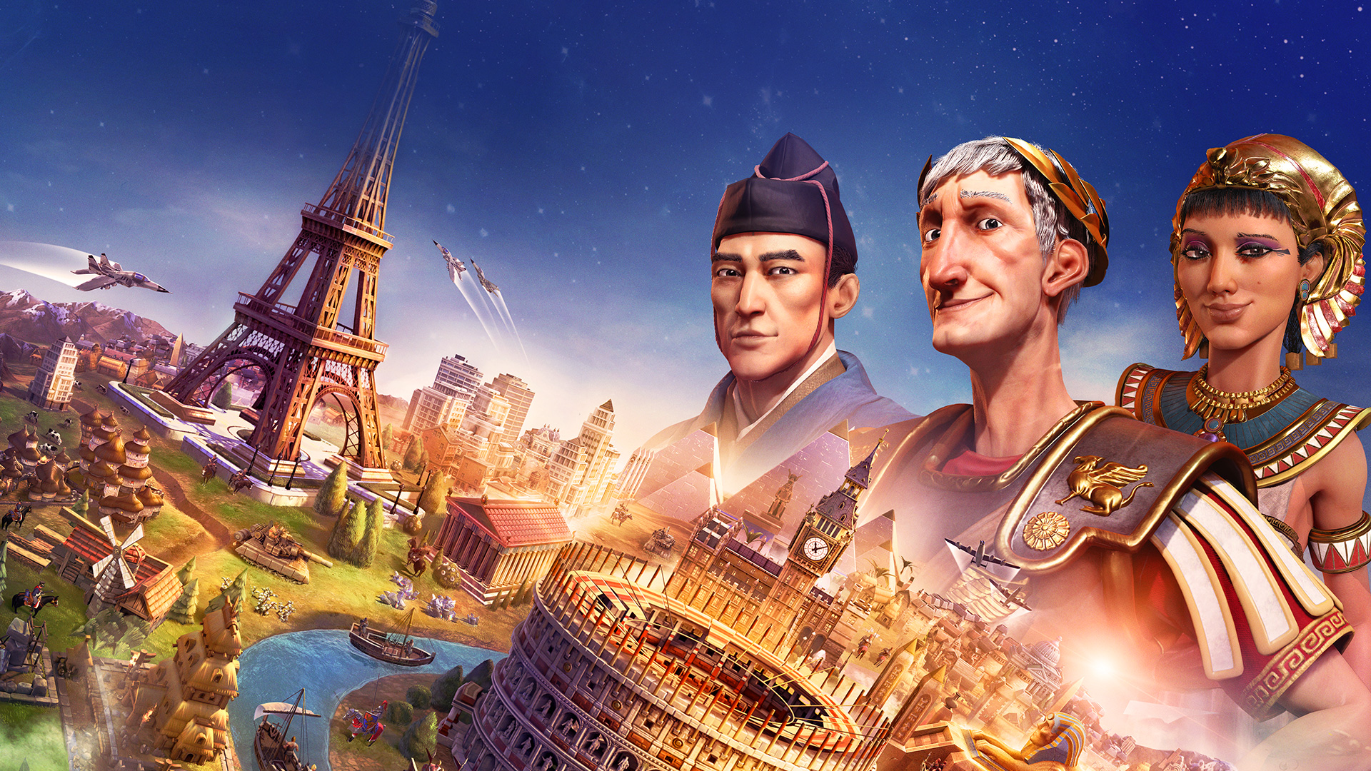 Foto de Civilization VI é anunciado para Nintendo Switch